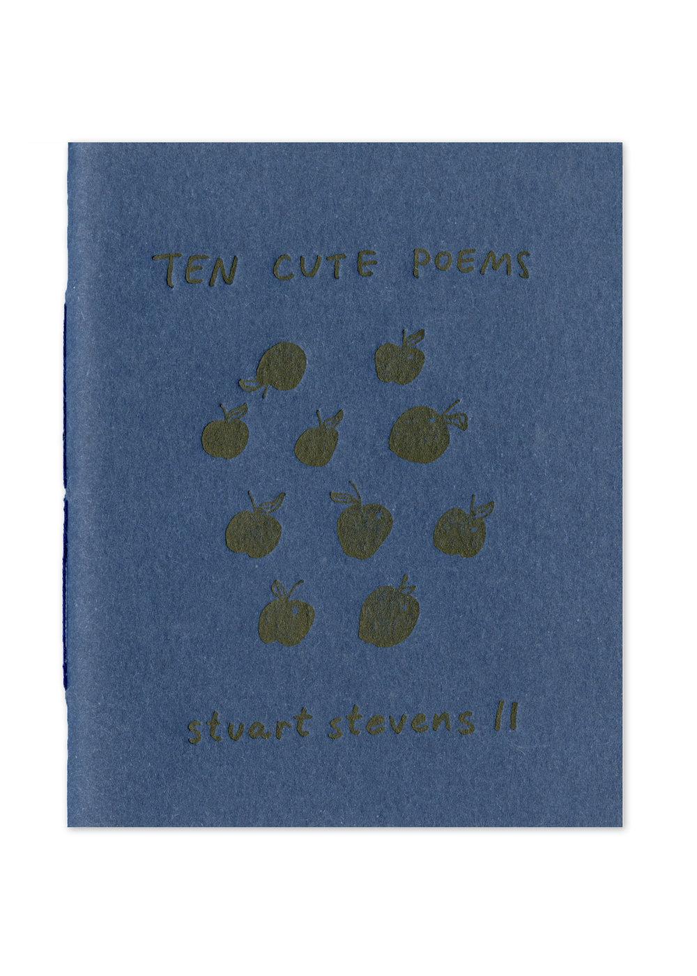 Ten Cute Poems, w/Stuart Stevens II