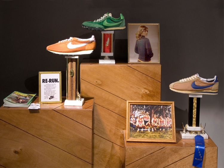 new style 1e21a 5e9af VINTAGE RUNNING A comprehensive initiative to launch Nike s Vintage Running  products. The campaign, made