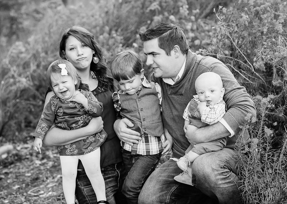 Cat Mayer Studio |  http://www.catmayerstudio.com  | Grand Junction Photographer | Family of five
