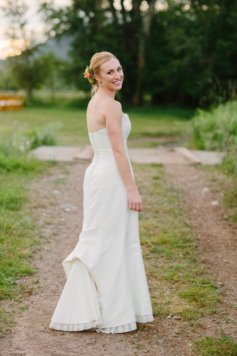 Aspen bride