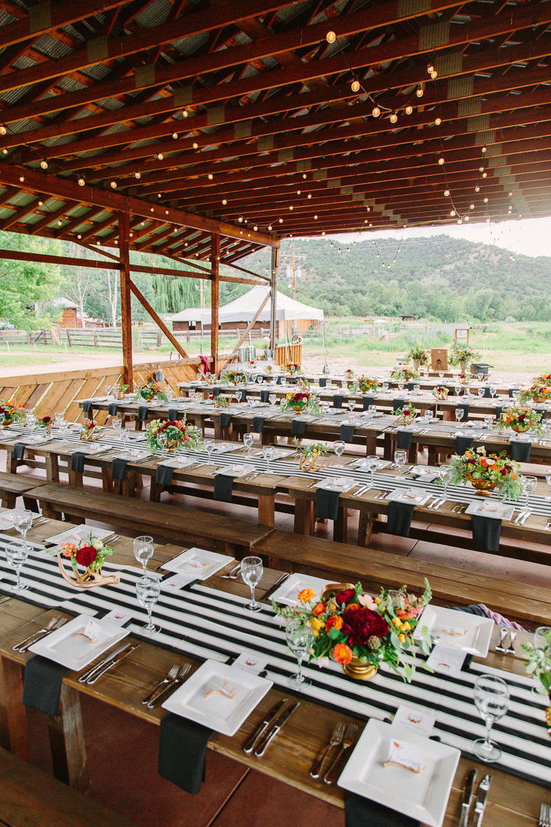 Aspen wedding at Rock Bottom Ranch/ Aspen wedding photographer / www.catmayerstudio.com
