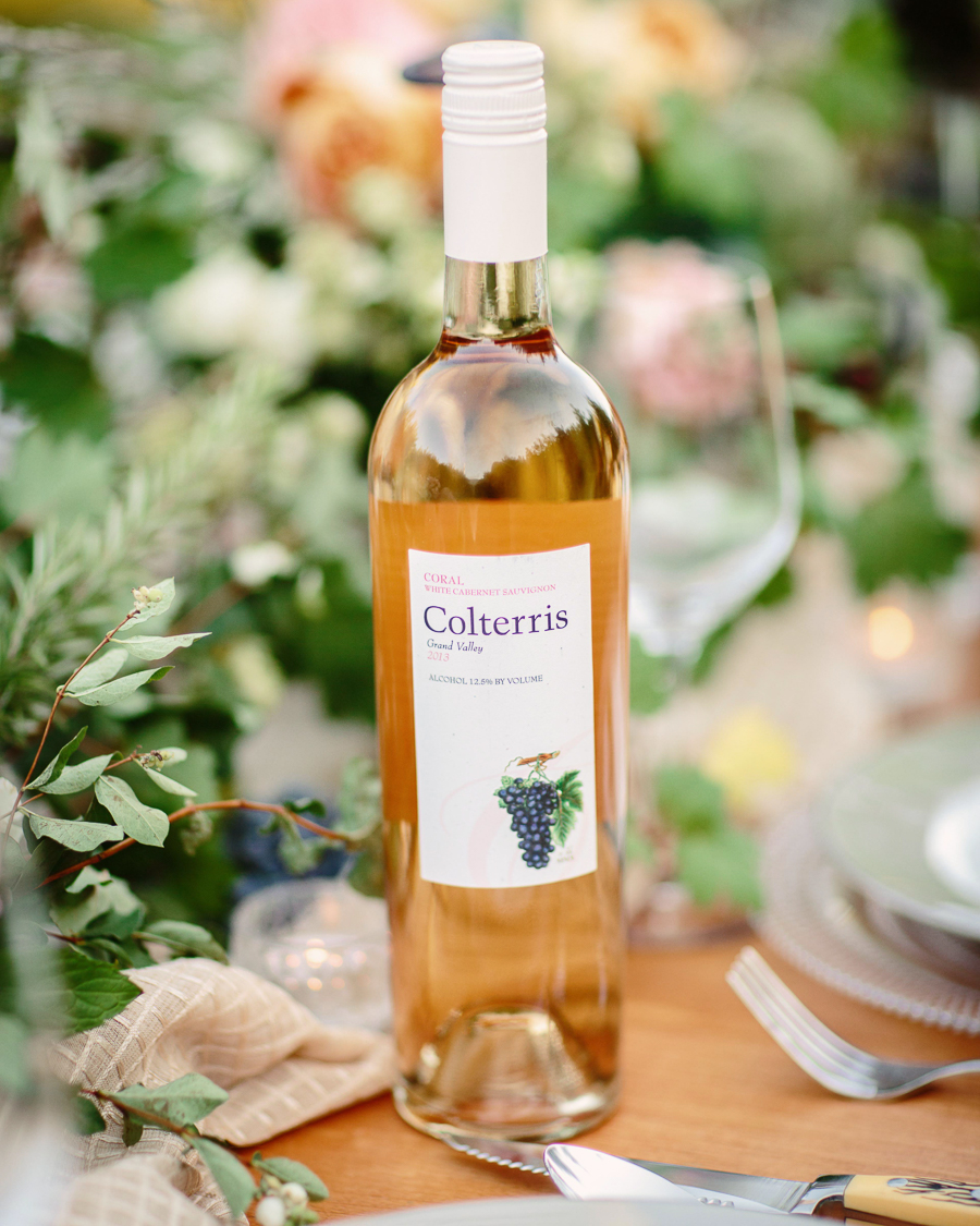 Colterris Coral by Palisade winery / Photo: Cat Mayer Studio
