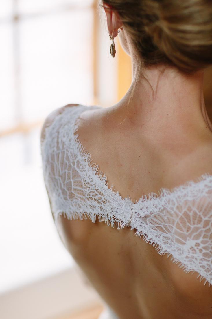 Dress: Monique Lhuillier
