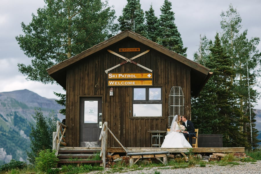 Telluride Ski Resort | Telluride wedding photographer | Cat Mayer Studio