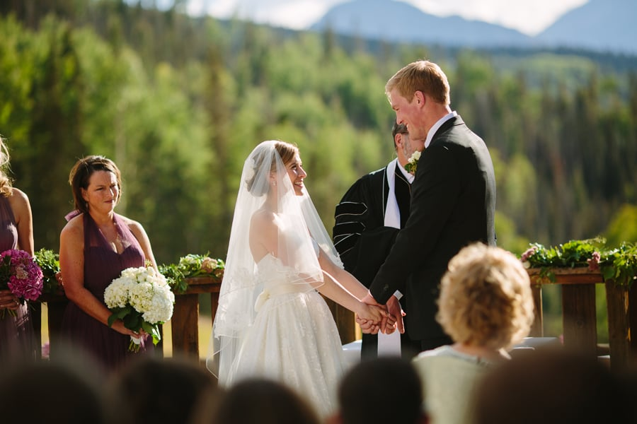 Wedding at Gorrono Ranch / Telluride wedding Photographer / Cat Mayer Studio