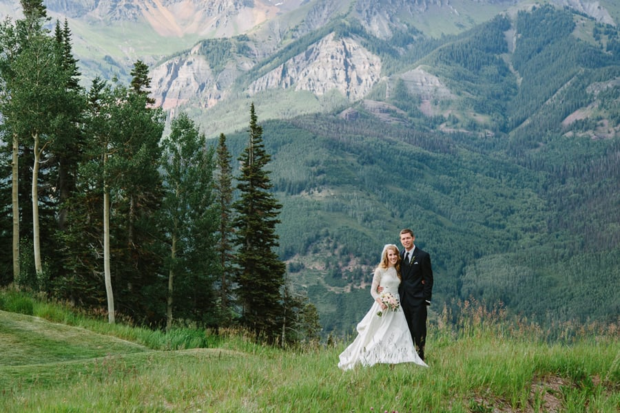 Wedding at San Sophia | Telluride, Colorado | Cat Mayer Studio