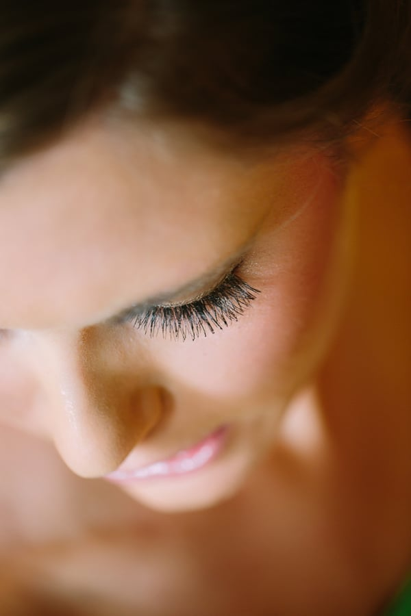 Bride closeup | Ritz Carlton Bachelor Gulch wedding | Photographer: Cat Mayer Studio www.catmayerstudio.com