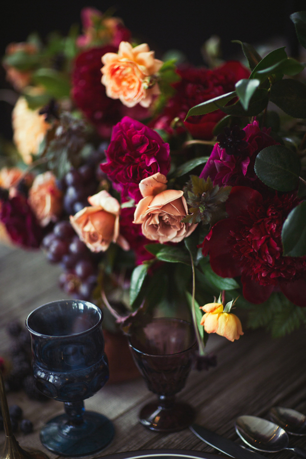 Wedding flowers by 3 Leaf Floral | Grand Junction Wedding | Photography: www.catmayerstudio.com
