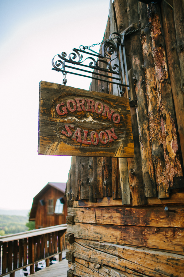 Gorrono Ranch wedding reception | Telluride Wedding | Cat Mayer Studio | www.catmayerstudio.com