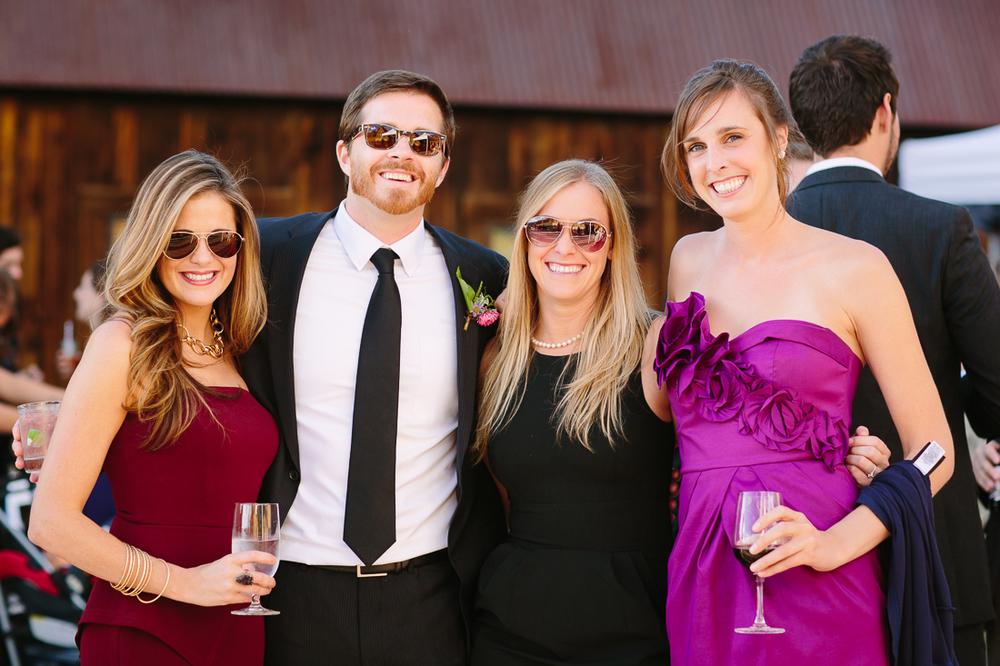 Wedding Guests at Gorrono Ranch Telluride Colorado | Cat Mayer Studio | www.catmayerstudio.com