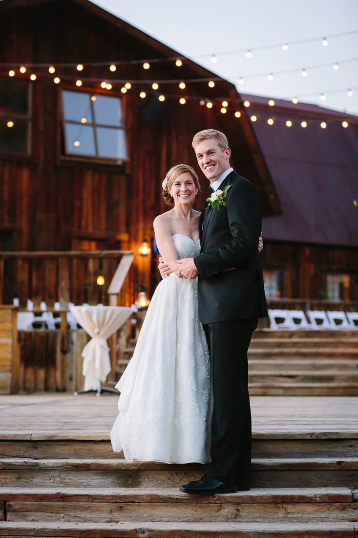 Wedding Couple at Gorrono Ranch in Mountain Village | Cat Mayer Studio | www.catmayerstudio.com