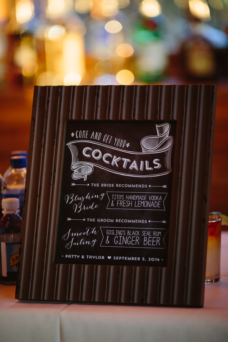 DIY Cocktail Menu Cards | Cat Mayer Studio | www.catmayerstudio.com