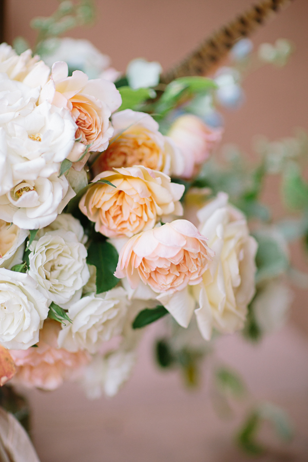 Rustic Small Pink and White Flowers | Cat Mayer Studio | www.catmayerstudio.com