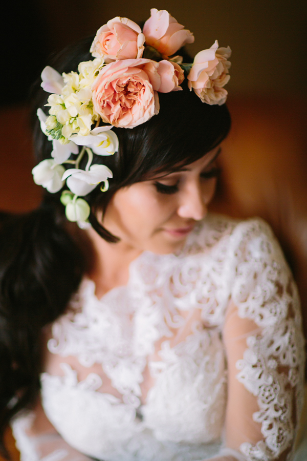 Beautiful Lace Wedding Dress | Cat Mayer Studio | www.catmayerstudio.com