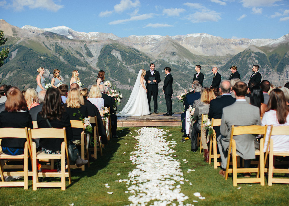 Wedding at San Sophia Overlook