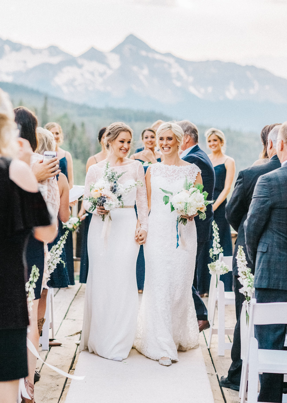 Destination Gay Wedding in Telluride
