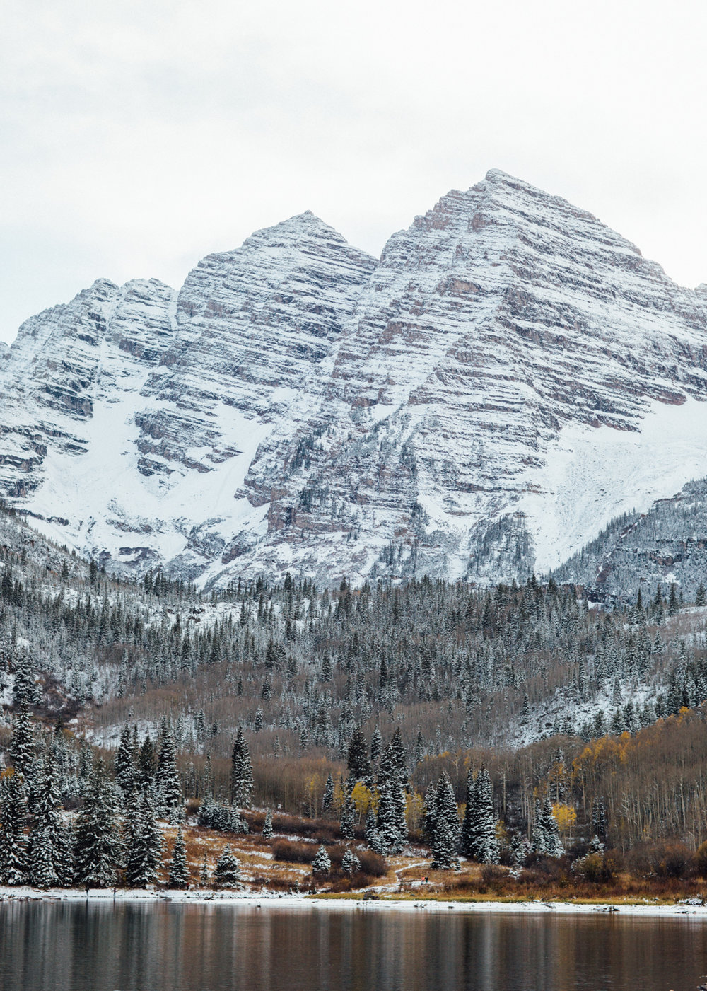 Maroon Bells, Aspen | Cat Mayer