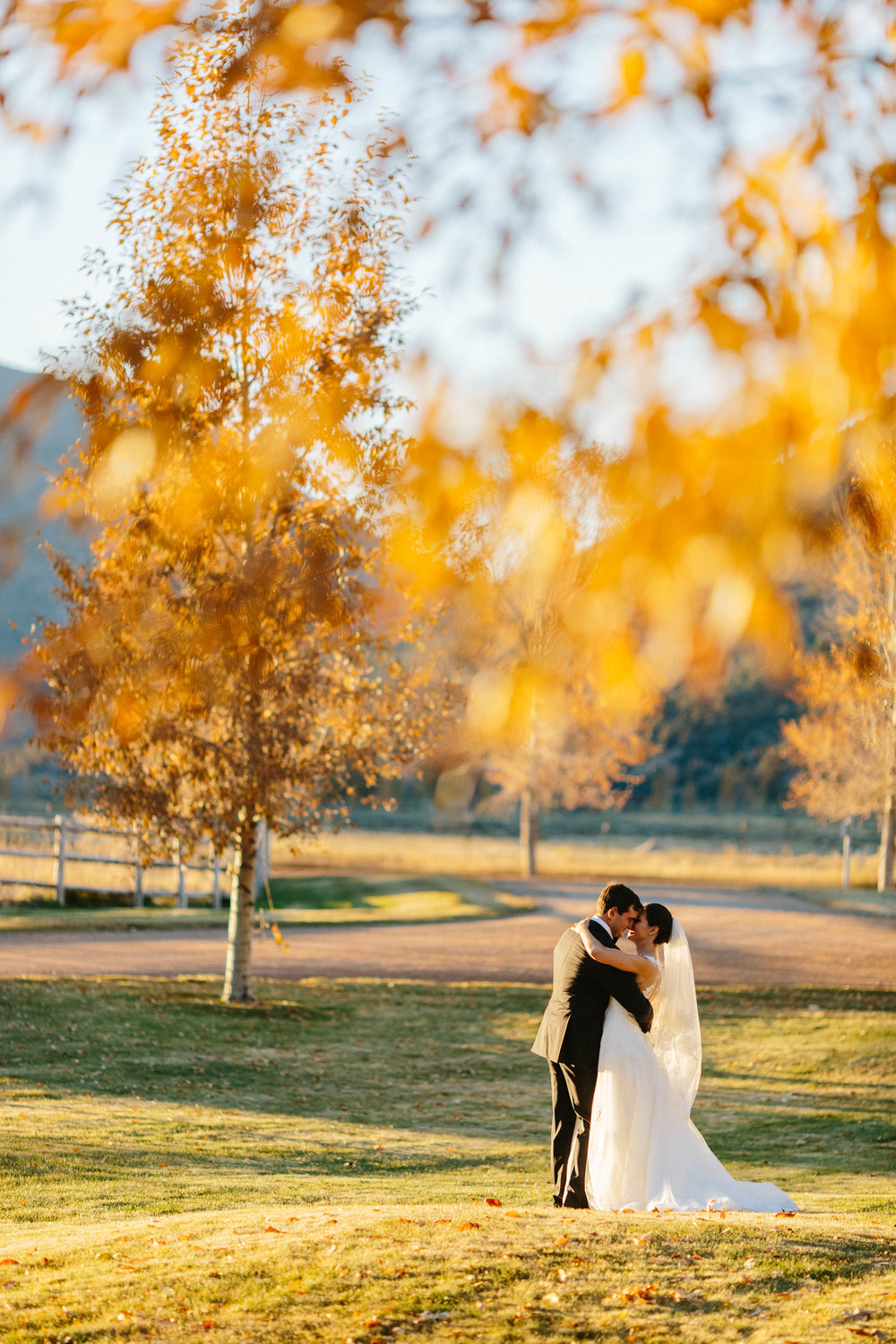 Chaparral Ranch Aspen Destination Wedding