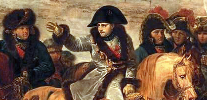 Napoleon and his generals