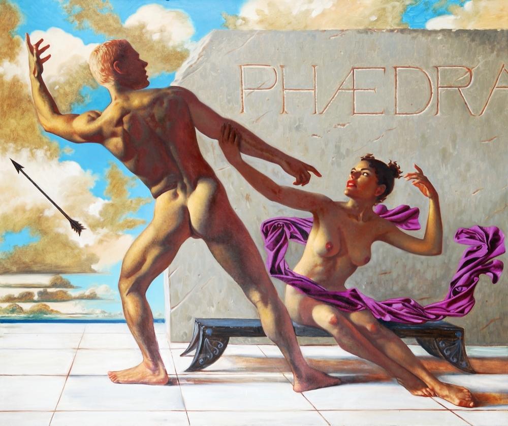 Hippolytus & Phaedra