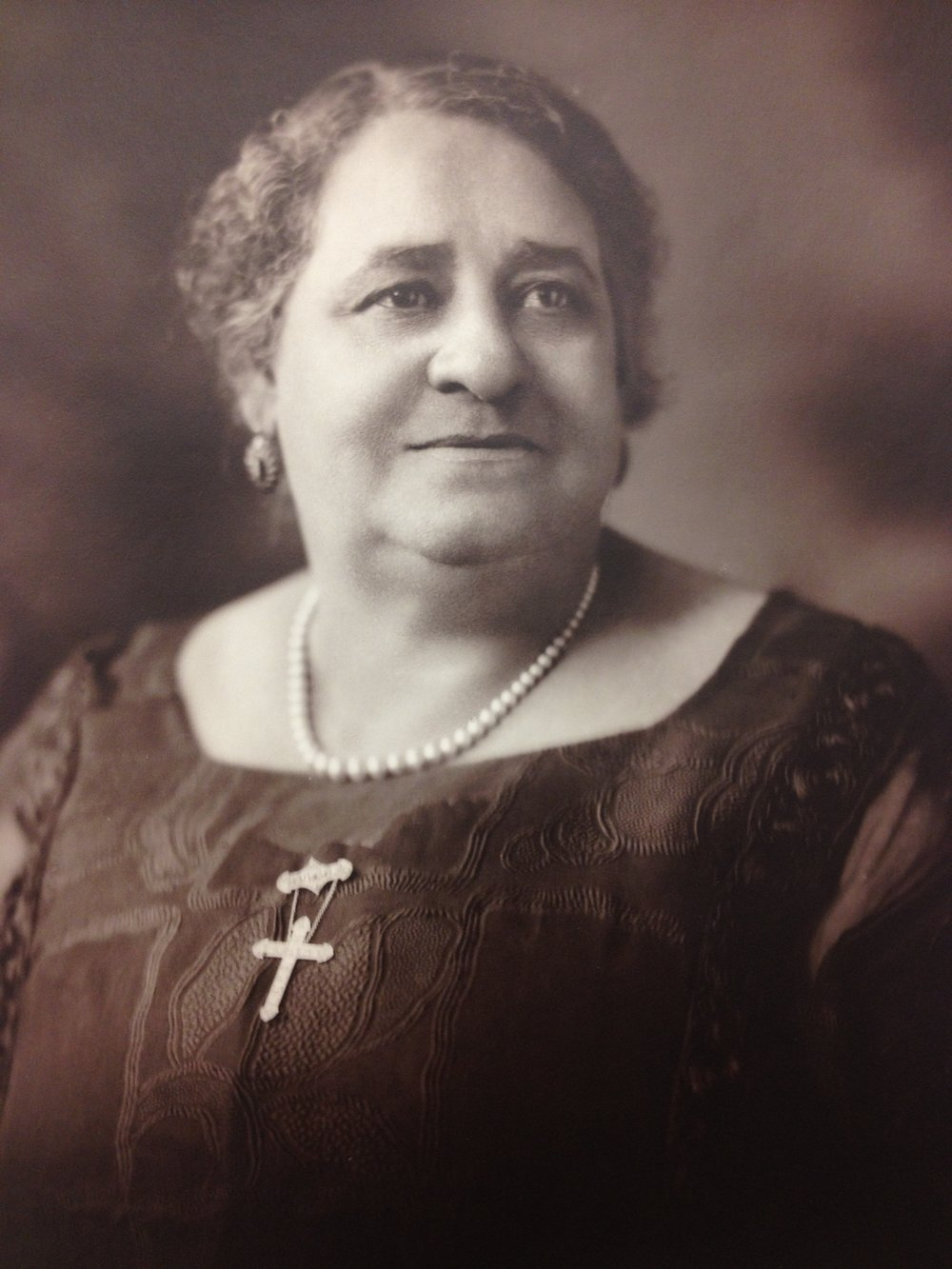 Maggie Lena Walker (1864 or 1867-1934) Photo by JonathanMickles.co