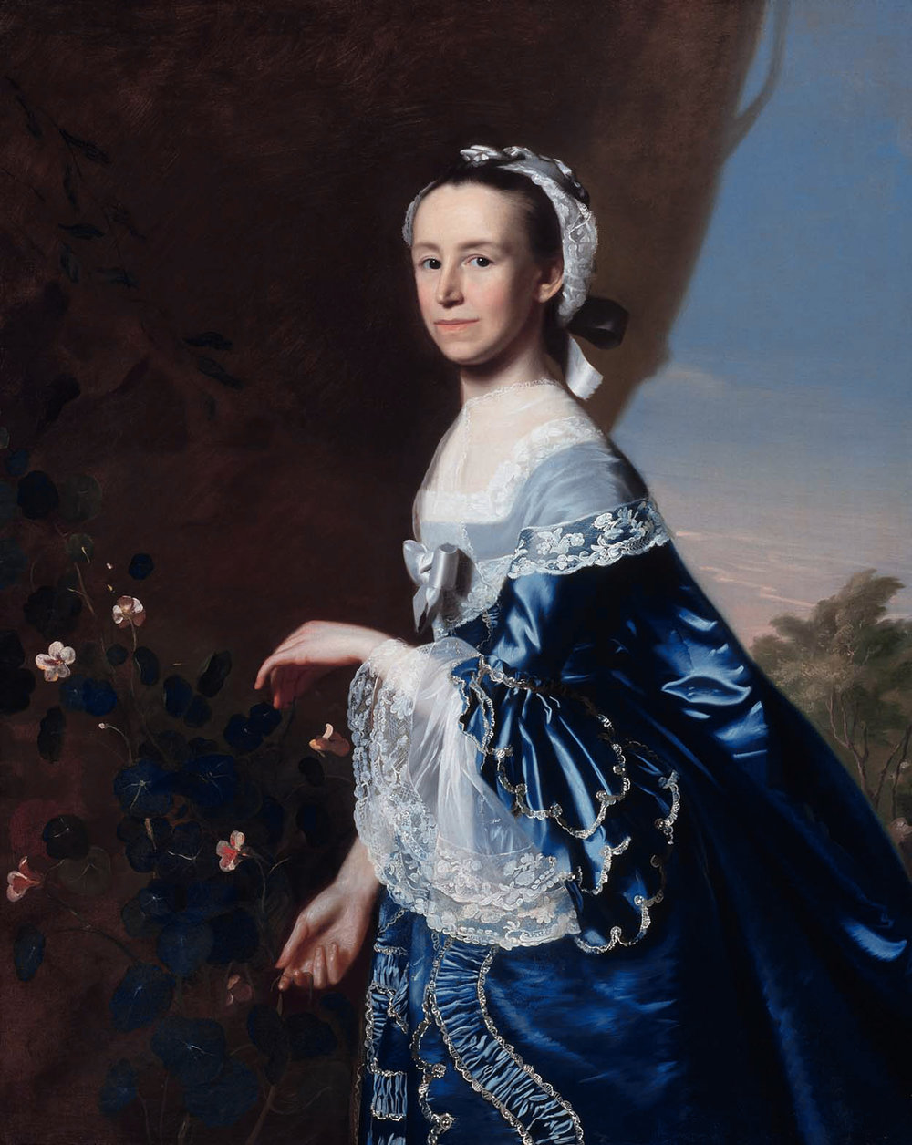 Mercy Otis Warren - Girls were not permitted into schooling during colonial times, causing women to lag behind men in formal education. A young Mercy Otis Warren, however, was undeterred, determined to learn; she sat in on her older brother's classes and tutoring sessions, eventually leading to an interested local reverend investing some of his money to fund an educational program for her.Warren would grow up to become a famous writer who would write numerous books and plays that criticized society and government officials (one of which even predicted the American Revolution) and express her opinions on matters such as early feminism and war. Warren's writing became so influential that the Founding Fathers used her writing to guide their policies and actions. President Jefferson, in particular, admired her so much that he ordered advanced copies of her final book