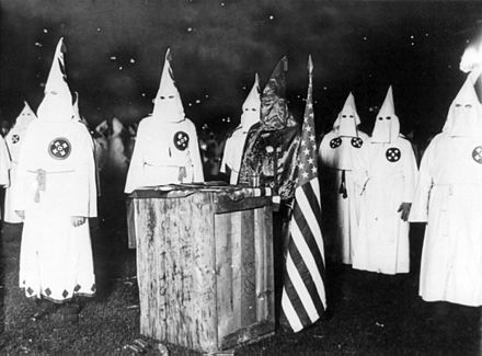 "Ku Klux Klan/Nazi Boycott - Some listeners questioned Irving Berlin's right to evoke God and to call America his ""home sweet home."" In 1940, the song was boycotted by the KKK, the Nazi-affiliated German American Bund, and the newspaper of a domestic pro-Nazi organization printed a screed against the song:""[I do] not consider G-B-A a 'patriotic' song, in the sense of expressing the real American attitude toward his country, but consider that it smacks of the 'How glad I am' attitude of the refugee horde."""