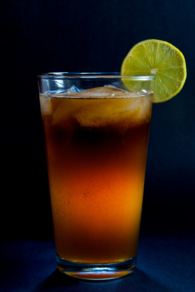 "The Long Island Iced Tea - The spirit to mixer ratio of this ""iced tea""is unbalanced, with tequila, vodka, white rum, triple sec, gin, lemon juice, gomme syrup, and just a dash of cola. You'll certainly look fun and ready to party, but be sure not to go overboard!"
