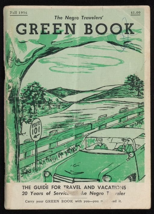 The Green Book  was the black traveler's best friend