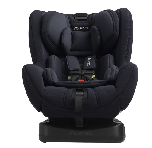 RAVA™ Convertible Car Seat This convertible car seat provides a safe, comfortable haven for your little one from birth through toddlerhood.