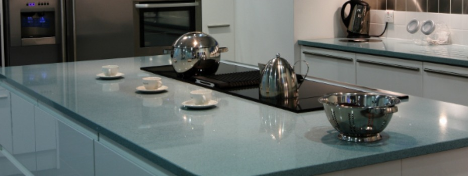 Apollo Quartz Kitchen Worktops In Portsmouth Southampton