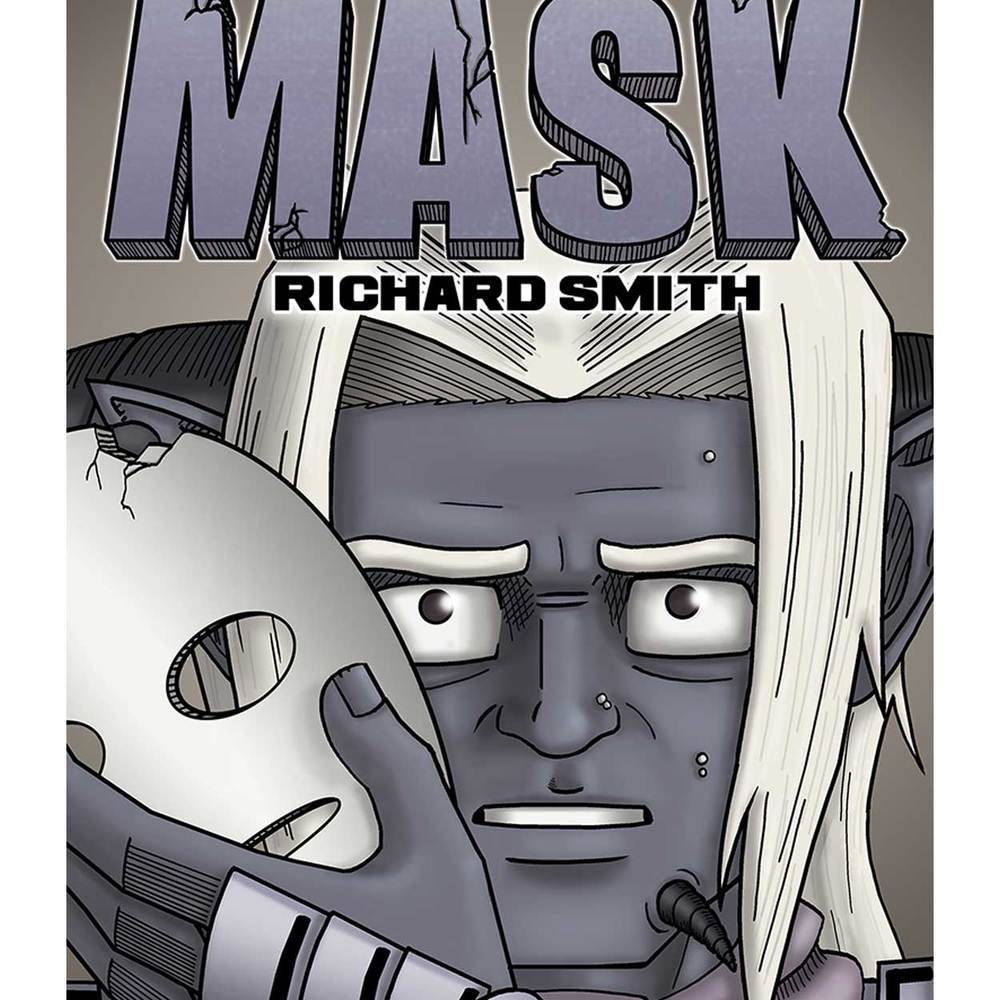 Richard Smith of Crystal Sea Studios is a Sydney-based independent comic book artist, who is showcasing the fantasy/fairy-tale graphic novel called 'Mask', following the youth Crispus as he navigates a world where he has to hide who he is. Find out more here.