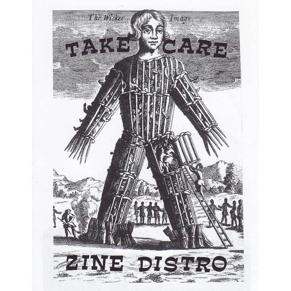 Take Care Zine Distro is a Sydney based distro stocking quality personal zines, artist zines, short stories and comics from Sydney and beyond. Find out more here.