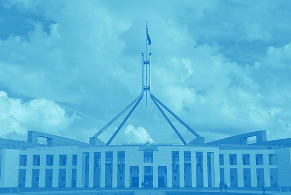 Image of Parliament House in Canberra. You might as well check it out if you come to the ACT! Image: Creative Commons.