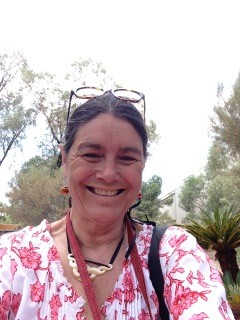 "Samia Goudie  is a writer, director, producer and artist.  She has been published in the 2013 edition of The Southerly Journal, anthology of Aboriginal and Torres Strait  Islanders special edition ""I am here"" (the Southerly,  Vol. 71, No. 2, 2011: 12-1 3).  She was a 2006 recipient of the Fullbright Award."