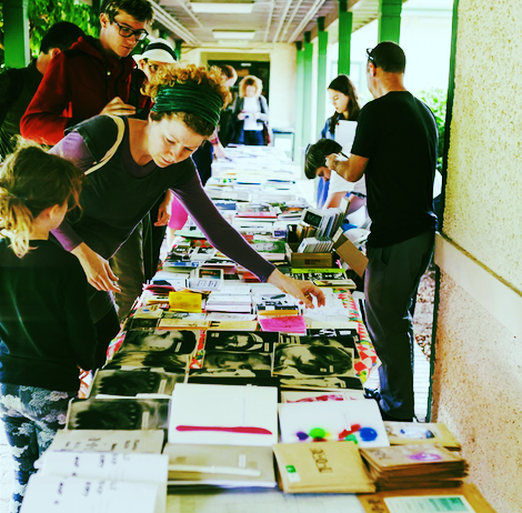 2016 Indie Publishing Fair. Image by Dream Pieces