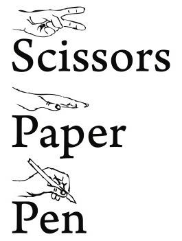 Scissors Paper Pen makes lit happen. More specifically, it is a Canberra-based literary collective, founded in 2011. From its earliest events, Scissors Paper Pen has worked with a vision to support young and emerging writers under the age of 35 in the ACT region, providing them with opportunities to grow their voices through professional development, networks and publication. In its current incarnation, Scissors Paper Pen comprises Cara Foster, Abra Pressler, Roan Scott and Jane Sisley.