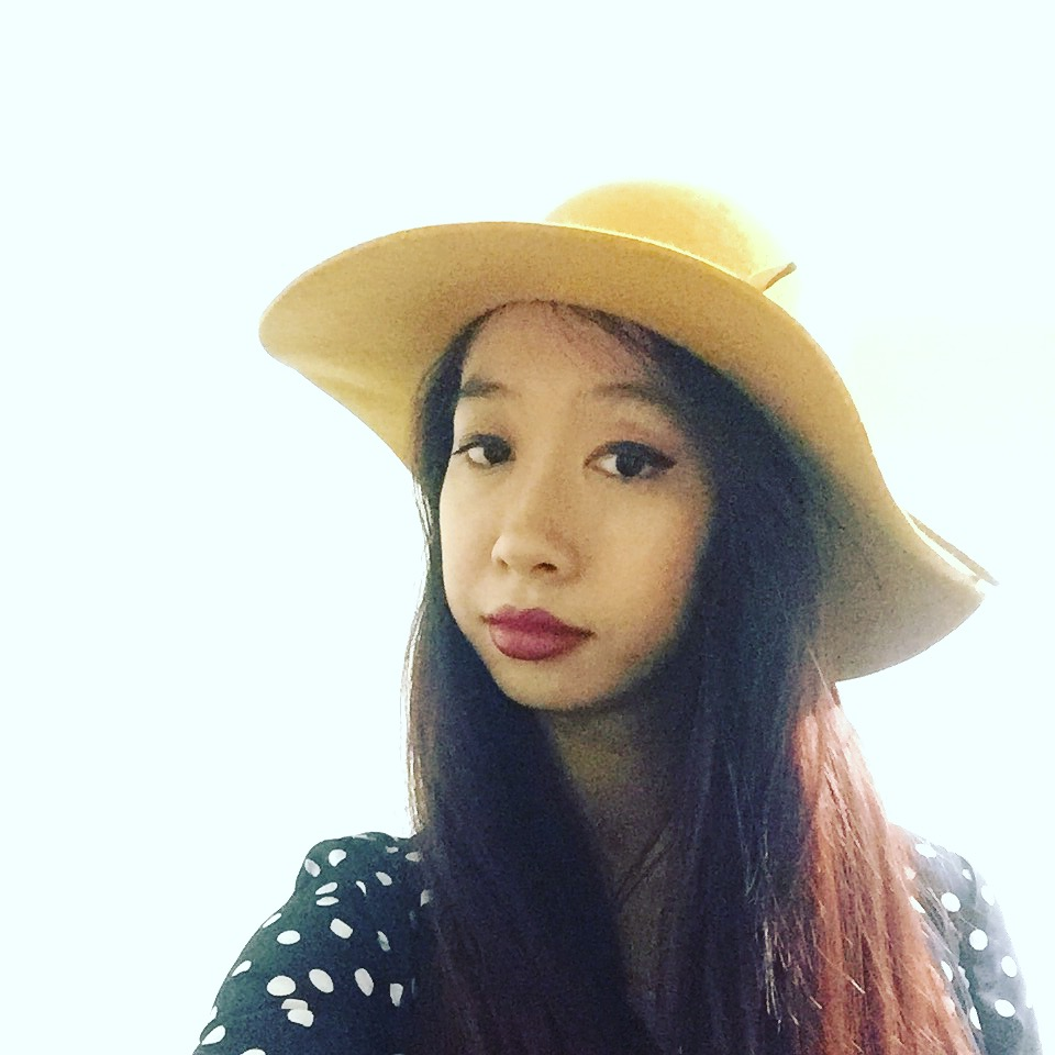 Yen-Rong Wong   is a 22-year-old Brisbanite who wrote her first story at the age of three (it was about Hello Kitty). She is the founder of  Pencilled In , a literary magazine that seeks to promote work by young Asian Australian artists, and also works for  Hot Chicks with Big Brains ,  The Fem ,  Read Women , and  Rambutan Literary . She is particularly interested in Gothic literature and its intersections with contemporary work, as well as South-East Asian women's writing. She lives with her cat, Autumn, and too many shelves stuffed full of books.