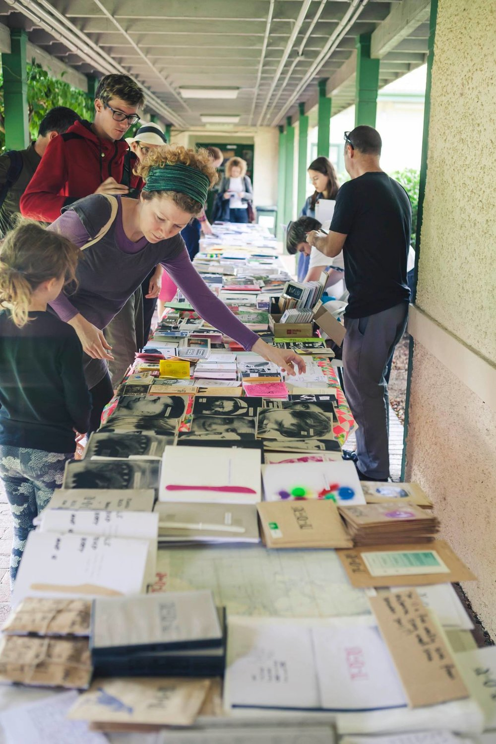 Independent Publishing Fair at Noted Festival 2016. Image by Dream Pieces