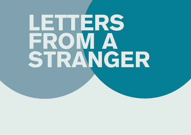 Letters From A Stranger Noted