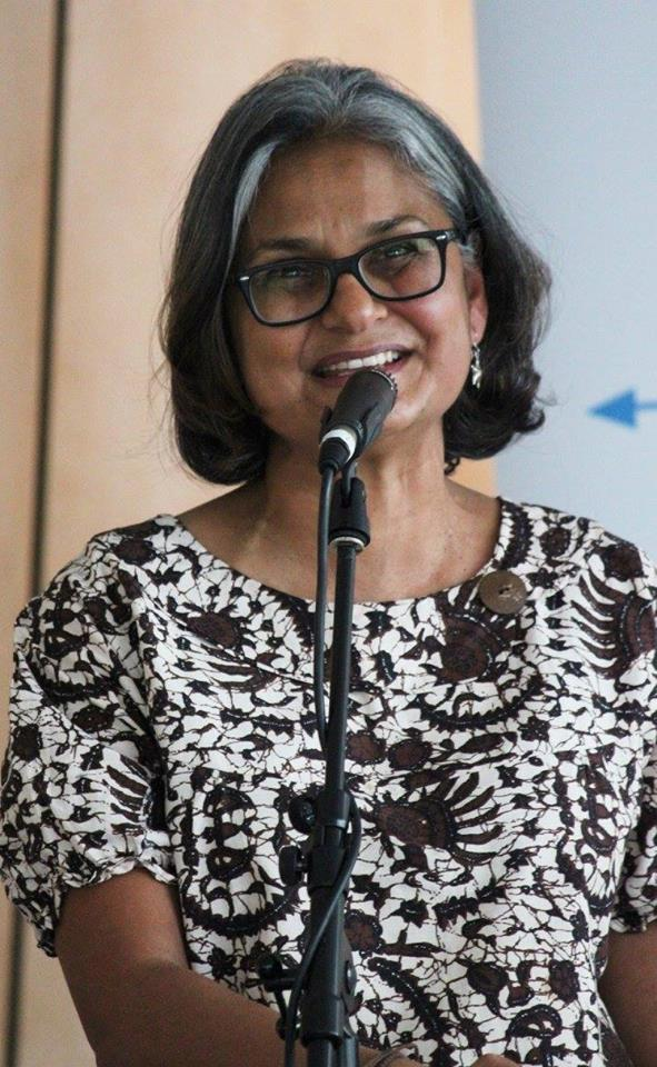 Anita Patel  was born in Singapore and lives in Canberra. Her work has been published in various journals including Block 9, Burley Journal, Demos Journal and Cha: An Asian Literary Journal. Her poem Women's Talk won the ACT Writers Centre Poetry Prize in 2004. She was the feature poet for the Mother Tongue Showcase in 2016.