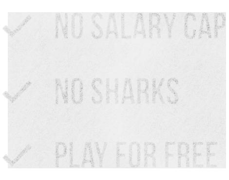 No Salary Cap No Sharks Play For Free