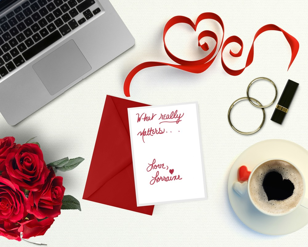What Really Matters: Valentine's Day 2015