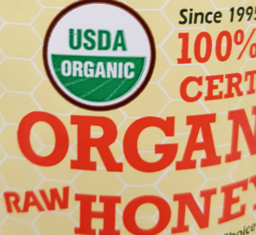 Is your honey organic? Does it matter?