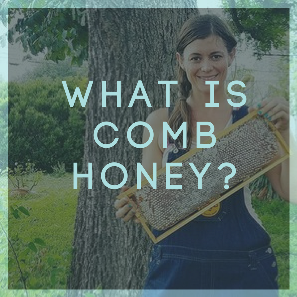 What is Comb Honey?