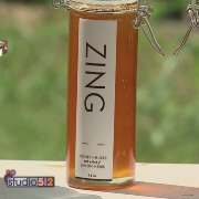 Studio 512 visits the apiary to talk honey and HoneyFest 2018!