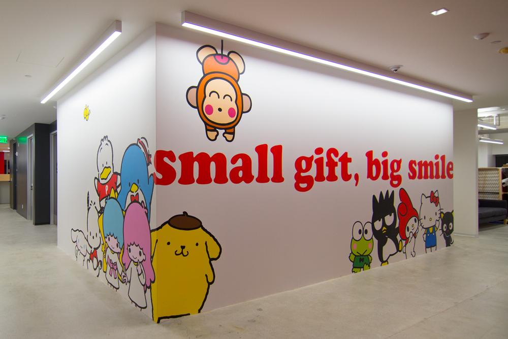 Sanrio HelloKitty x Science&Company