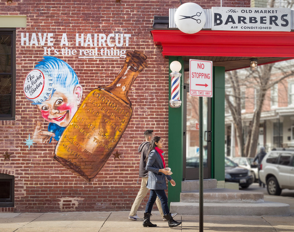 Old Market Barbers x Science&Company