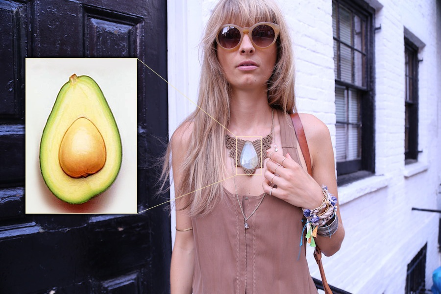 Avo necklace