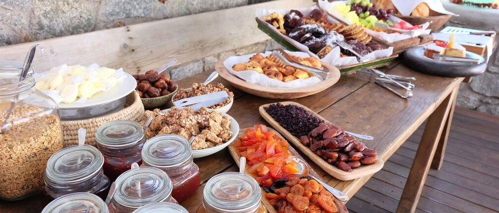 San Giorgio breakfast buffet